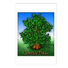 Earth Day Tree Postcards (Package of 8)