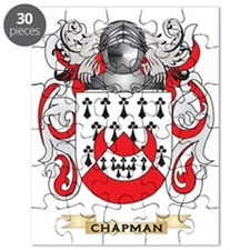 Chapman Coat of Arms Puzzle