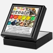 Create Keepsake Box