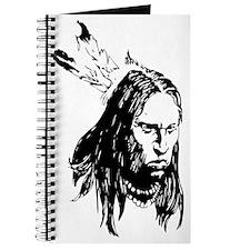 American Indian Brave Warrior Journal