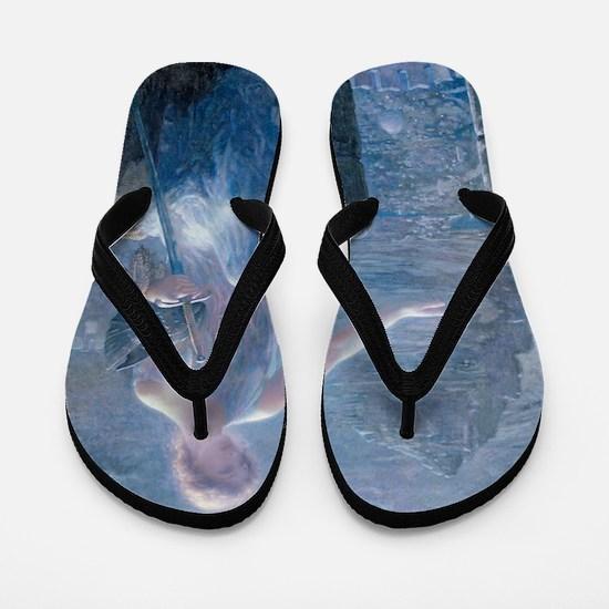 The Valkyries Vigil - 1 Flip Flops