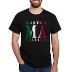 Boston Italian Dark T-Shirt