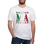 Boston Italian Fitted T-Shirt