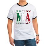 Boston Italian Ringer T