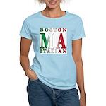Boston Italian Women's Light T-Shirt