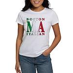 Boston Italian Women's T-Shirt