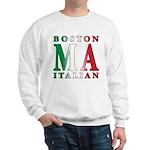 Boston Italian Sweatshirt