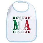 Boston Italian Bib