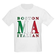 Boston Italian T-Shirt