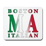 Boston Italian Mousepad