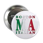 Boston Italian Button