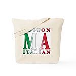 Boston Italian Tote Bag