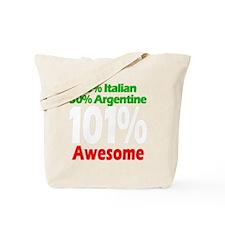 Italian - Argentine Tote Bag