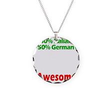 Italian - German Necklace