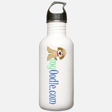MyOodle.com Vertical Water Bottle