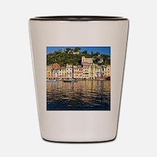 Portofino, Italy Shot Glass