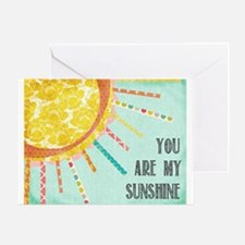 sunshine10 Greeting Cards