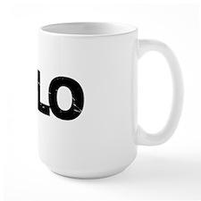 YOLO BLACK Mug