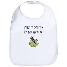 My Mommy Is An Artist Bib