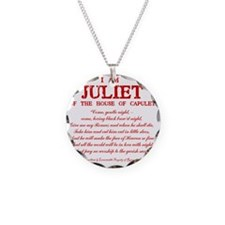 Juliet (red) Necklace