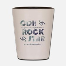 CDH Rockstar Shot Glass