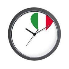Italian Boston Strong Wall Clock