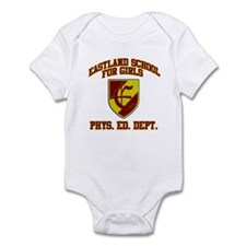 Eastland Phys. Ed. Infant Bodysuit