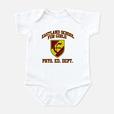 Eastland Phys. Ed. Infant Bodysuit