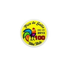Pico de Gallo 2013 Mini Button