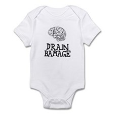 Drain Bamage Infant Bodysuit