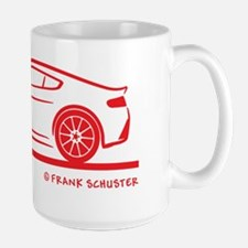 2014 Aston Martin Vantage_RED Mug