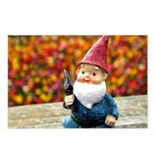 Gnome Field II Postcards (Package of 8)