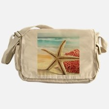 Summer Beach Messenger Bag