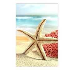 Summer Beach Postcards (Package of 8)