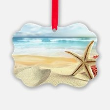 Summer Beach Ornament