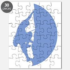Climber Logo Puzzle