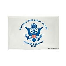 Coast Guard Flag Magnets