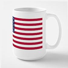 US Flag large Mugs