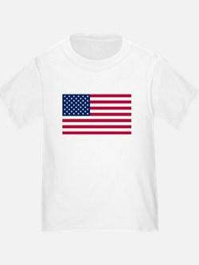 US Flag large T-Shirt