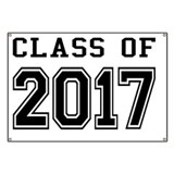 Class of 2017 Banners