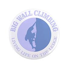 "Big Wall Climbing 3.5"" Button"