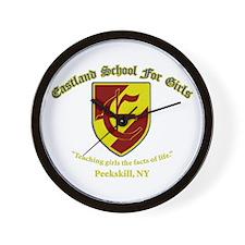 Eastland School Wall Clock
