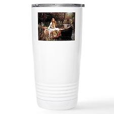 The Lady Of Shallot - 1 Travel Mug