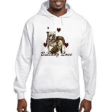 Bullddog Love Hoodie