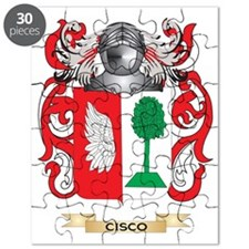 Cisco Coat of Arms Puzzle