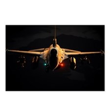 F16 Pinup Postcards (Package of 8)