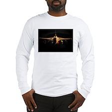 F16 Pinup Long Sleeve T-Shirt