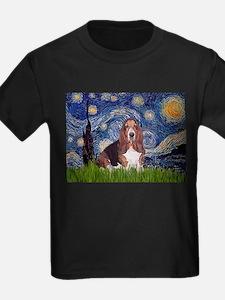Starry / Basset Hound T