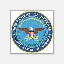DOD Seal Sticker