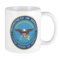 DOD Seal Mugs